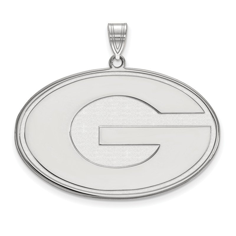 NCAA Gold University of Georgia NCAA Pendant