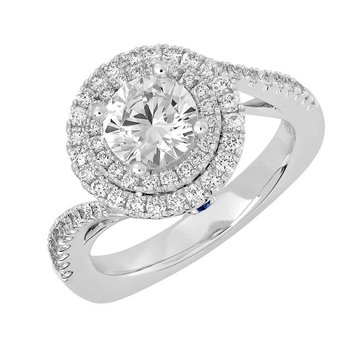 Bridal Ring-RE13292W10R