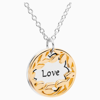 Treasure Necklace - Love