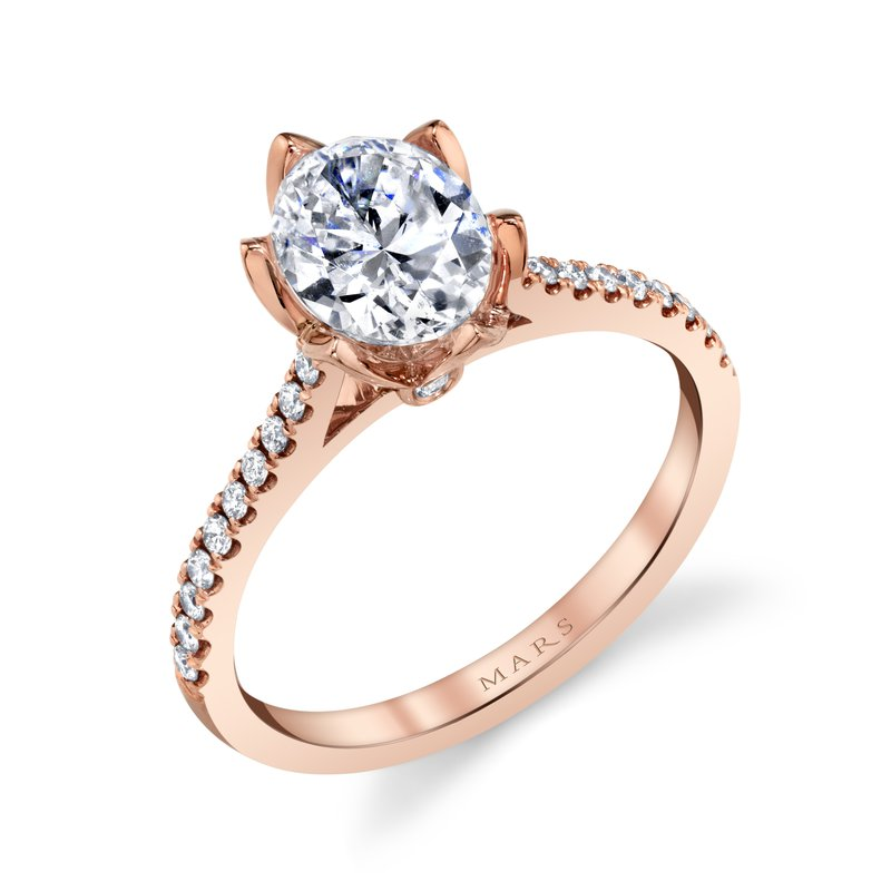 MARS Jewelry - Engagement Ring 27344