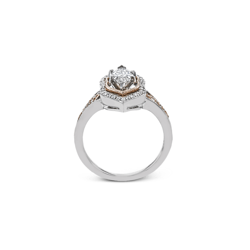 Simon G LR2677 ENGAGEMENT RING
