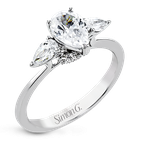 Simon G LR2842 ENGAGEMENT RING