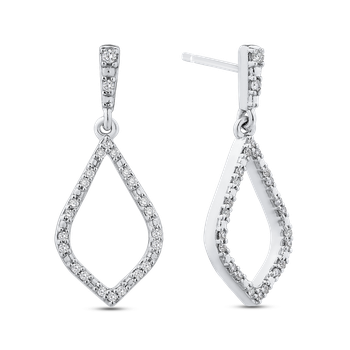 1/5 Ct Diamond Fashion Earrings
