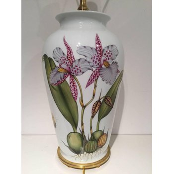 Special Edition Orchids Lamp