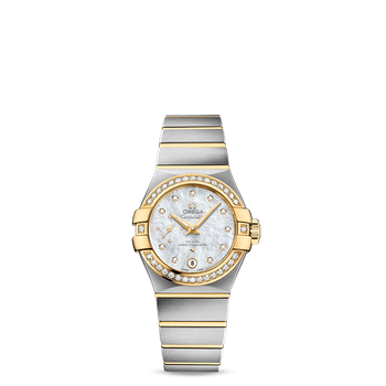 Constellation Omega Co-Axial Master CHRONOMETER Small Seconds 27 mm