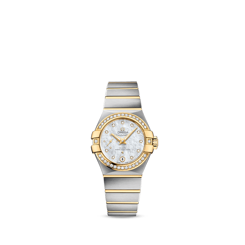 Omega Constellation Omega Co-Axial Master CHRONOMETER Small Seconds 27 mm