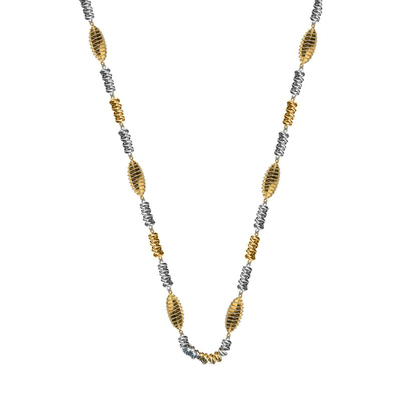 Frederic Duclos Wrap Necklace