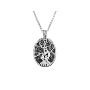 Tree of Life 4-Way Pendant