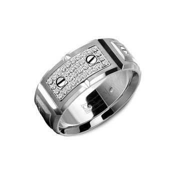 Carlex Sport Mens Ring WB-9793WC