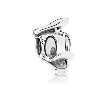 Disney, Donald Duck Portrait Charm