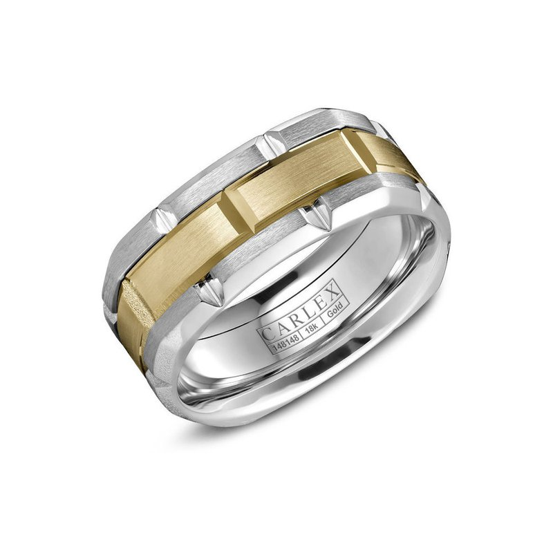 Carlex Carlex Generation 1 Mens Ring CX1-0001YW