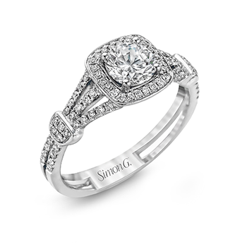 TR418-D ENGAGEMENT RING