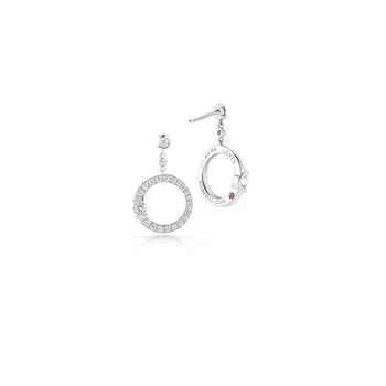 Cento Pave Signature Earrings