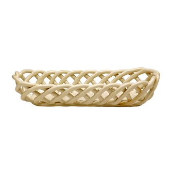 Baguette Basket, Cream