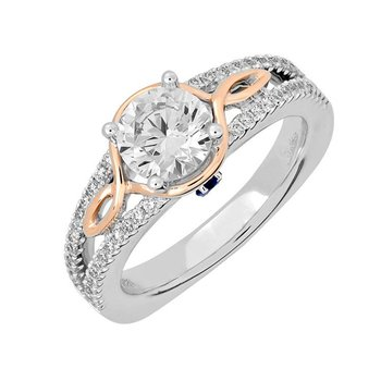 Bridal Ring-RE13289WR10R