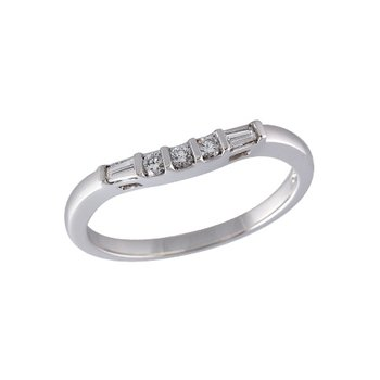 Platinum Ladies Wedding Ring