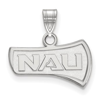 Sterling Silver Northern Arizona University NCAA Pendant