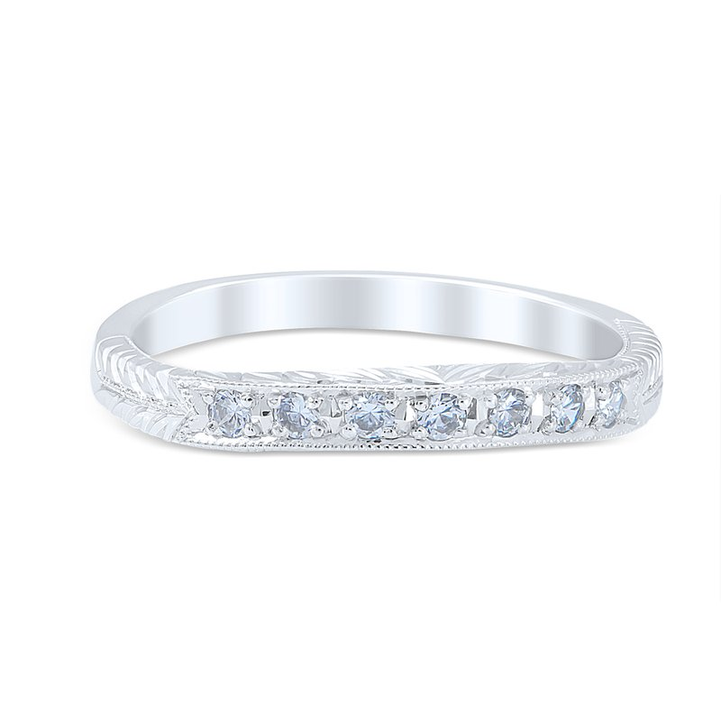 Whitehouse Brothers Rosario Wedding Ring