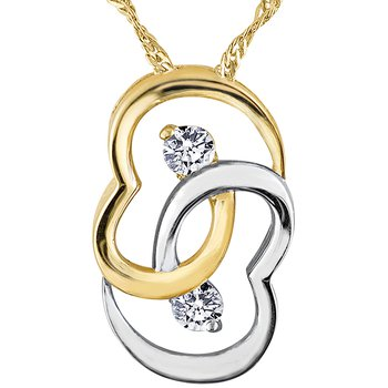 Together Forever™ Diamond Pendant