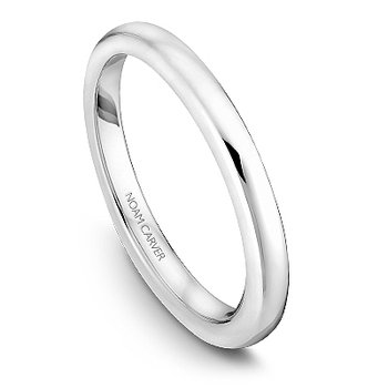Noam Carver Wedding Band B006-03B