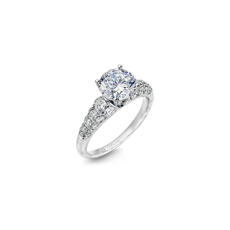 Zeghani ZR898 ENGAGEMENT RING