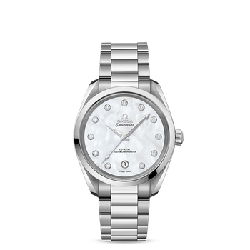 Seamaster Aqua Terra 150M Omega Co-Axial Master Chronometer Ladies' 38 mm