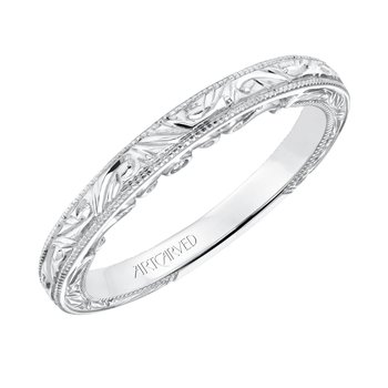 ArtCarved Amal Wedding Band