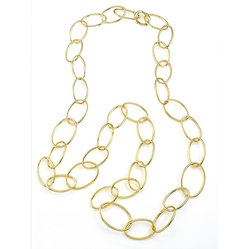 Rudolf Friedmann Chain Necklace 35""