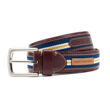 West Virginia Mountaineers Tailgate Belt