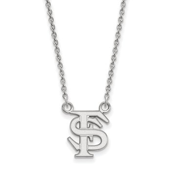 Gold Florida State University NCAA Necklace