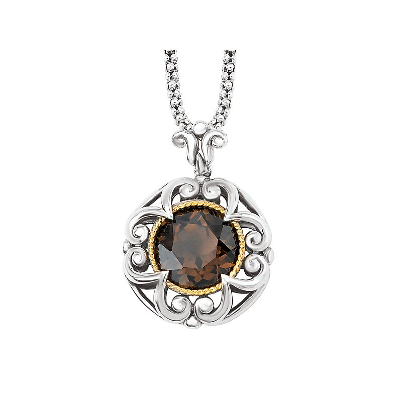 Eleganza Ladies Fashion Gemstone Pendant