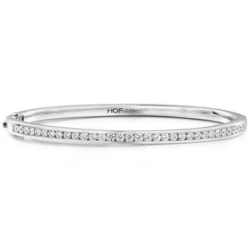 1.2 ctw. HOF Classic Channel Set Bangle - 210