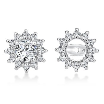 Diamond Earing Jacket ( .46 tw )