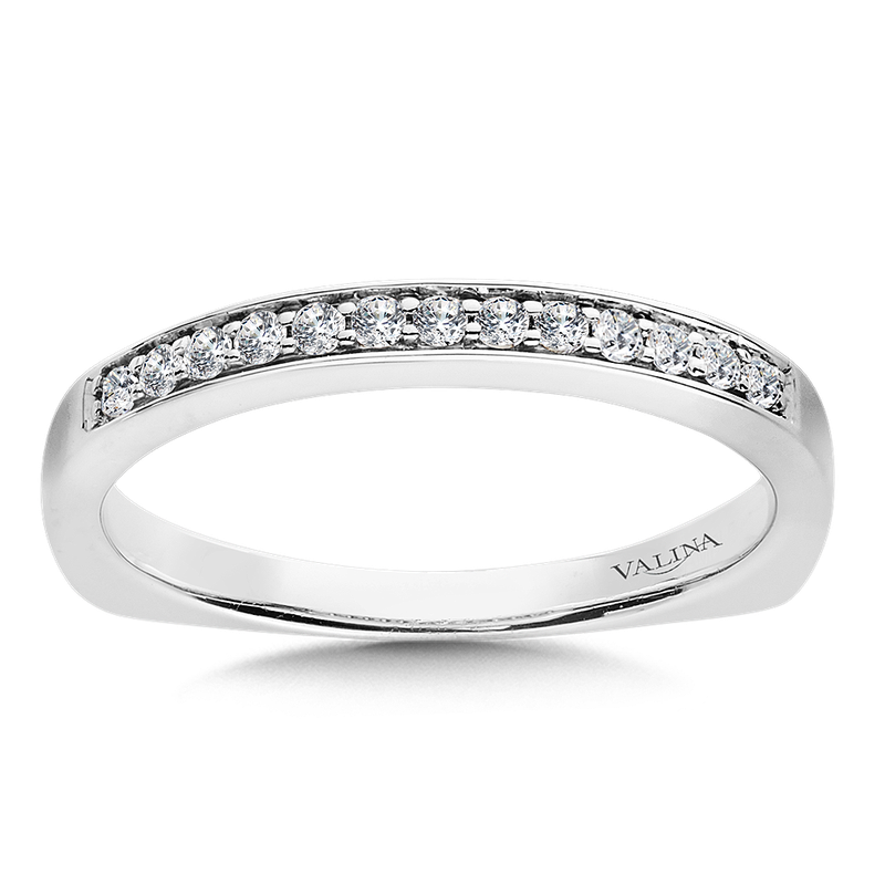 Valina Wedding Band (.15 ct. tw.)