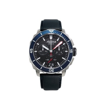 SEASTRONG DIVER 300 QUARTZ CHRONOGRAPH BIG DATE