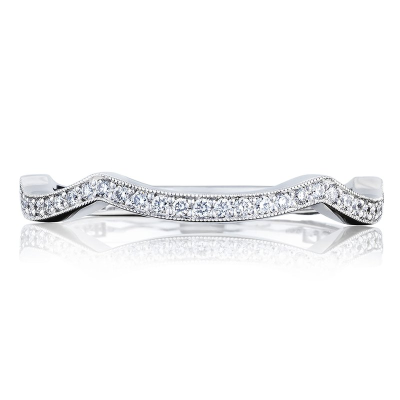 Tacori Simply Tacori Platinum Wedding Band