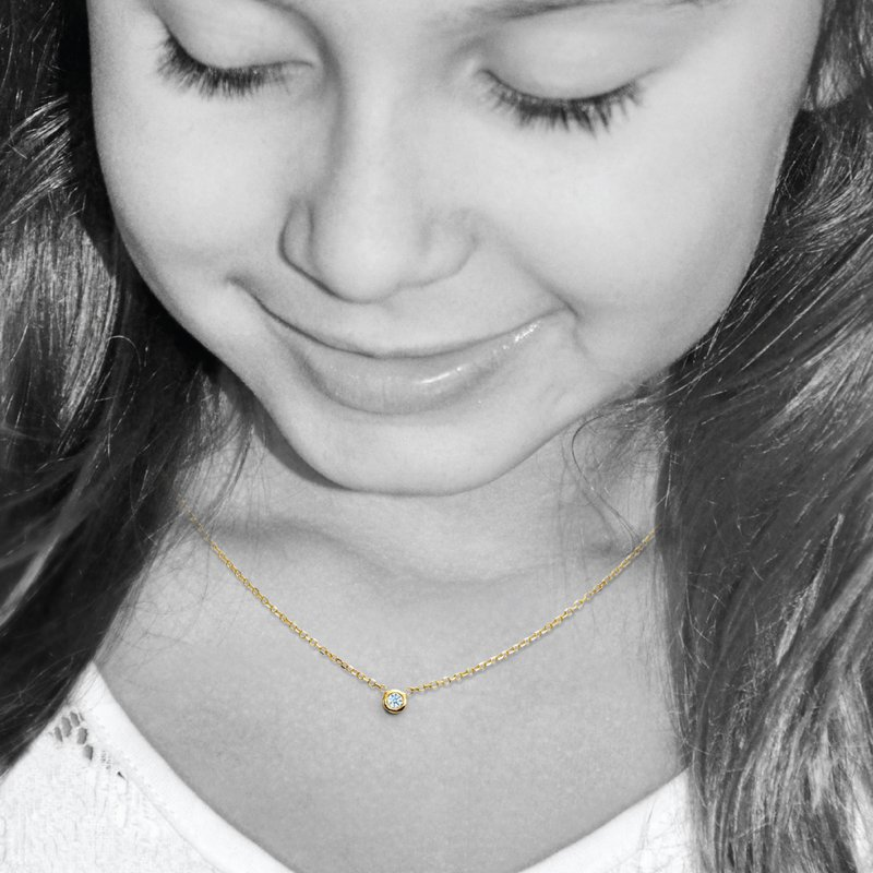 KC Designs 14K Gold and Diamond Necklace