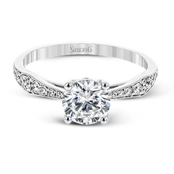 TR706 ENGAGEMENT RING