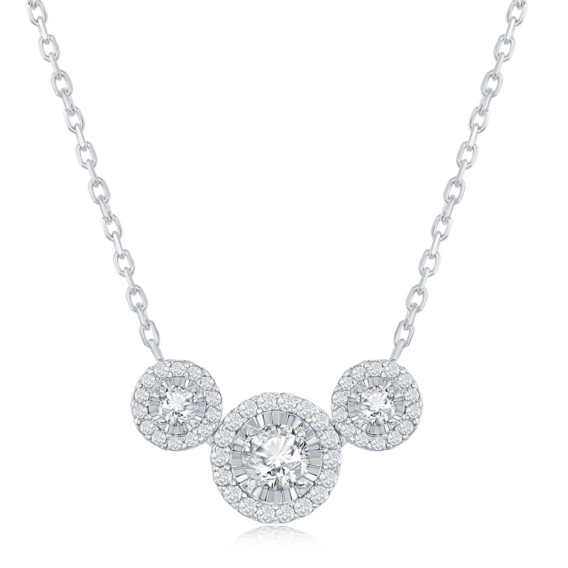 Veer Diamonds THREE MIRACLES NECKLACE