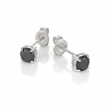 Italgem Steel Earrings