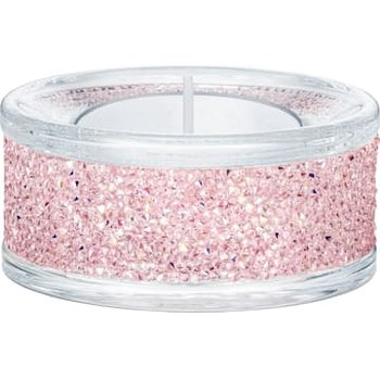 Shimmer Tea Light Holders, Pink