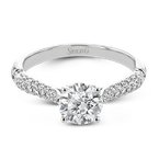 Simon G TR798 ENGAGEMENT RING