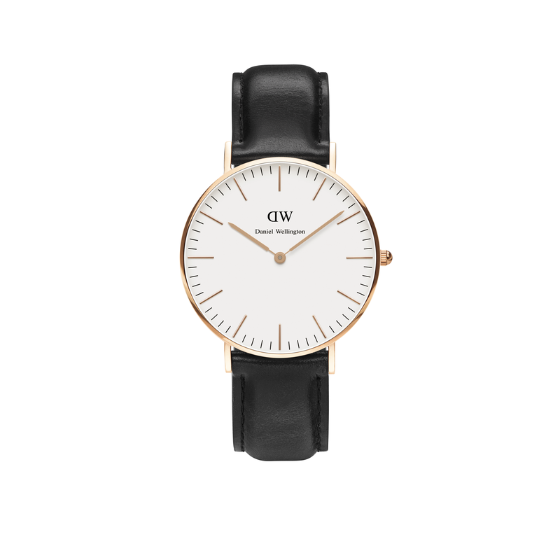 Daniel Wellington Classic Sheffield Rose Gold 36mm