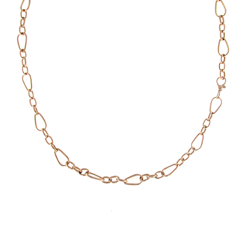 Roberto Coin 18Kt Gold Long Link Necklace