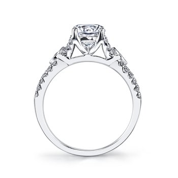 Diamond Engagement Ring 0.38 ct tw