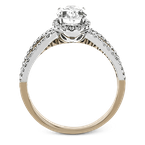 Zeghani ZR1694 ENGAGEMENT RING