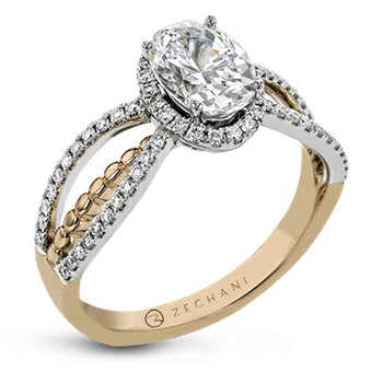 ZR1694 ENGAGEMENT RING
