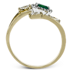 Simon G LR2265-Y COLOR RING