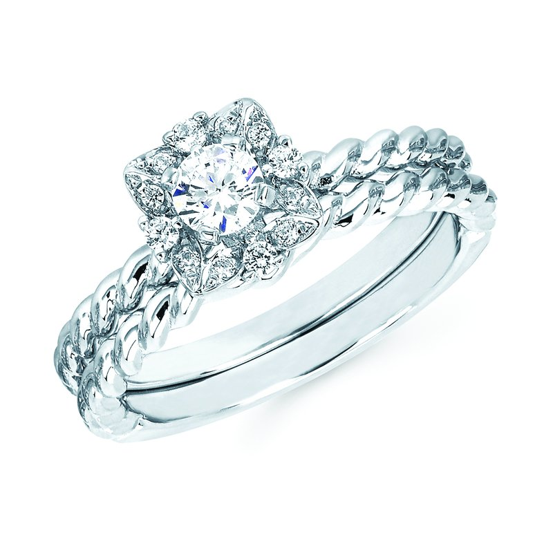 J.F. Kruse Signature Collection Ring RD V 0.11 RD P 0.25 STD