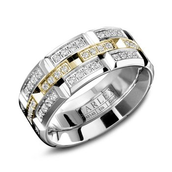 Carlex G1 Women's Wedding Band WB-9318YW